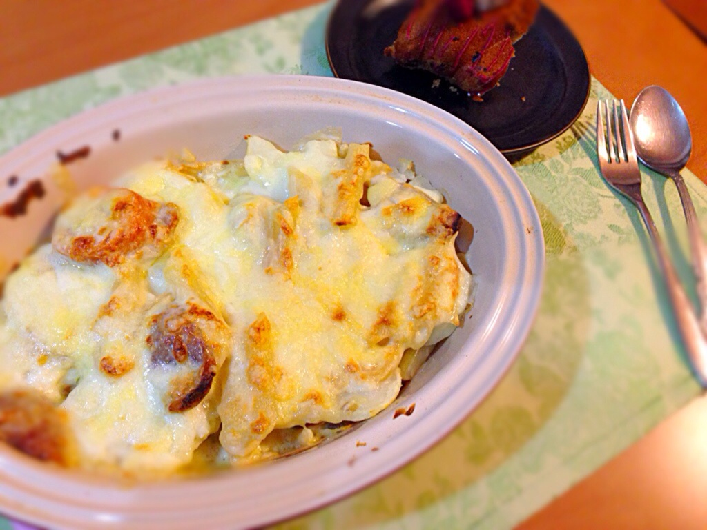 Makaroni Guratan Recipe How To Make Japanese Macaroni